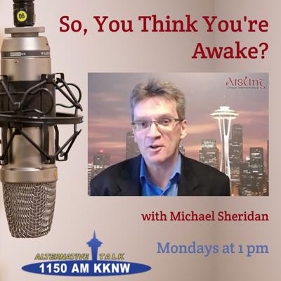 On this show, through analyzing your dreams, I reveal your potential AND the obstacles YOU need to overcome. I'm VERY specific. I tell you what makes you magnificent - and the bumps in life that are holding you back. These bumps are not in the way - they are the way!