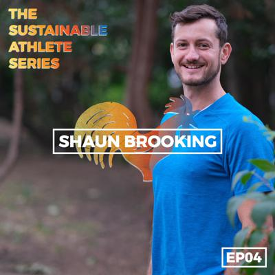 Cover art for The Sustainable Athlete: Injury Prevention | Shaun Brooking
