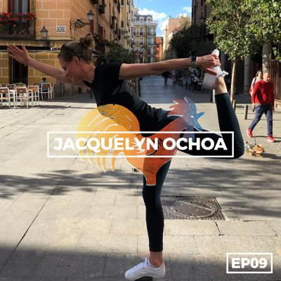 Cover art for Hooked on Yoga | Jacquelyn Ochoa