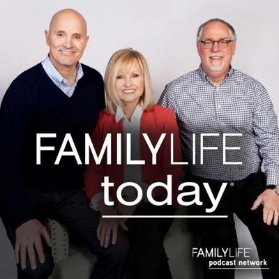 Fun, engaging conversations about what it takes to build stronger, healthier marriage and family relationships. Join hosts Dave and Ann Wilson with FamilyLife Today® veteran cohost Bob Lepine for new episodes every weekday.