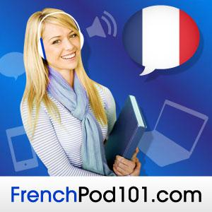 Learn French with Free Podcasts Whether you are student or a seasoned speaker, our lessons offer something for everyone. We incorporate culture and current issues into each episode to give the most informative, both linguistically and culturally, podcasts possible.  For those of you with just the plane ride to prepare, check our survival phrase series at FrenchPod101.com. One of these phrases just might turn your trip into the best one ever!