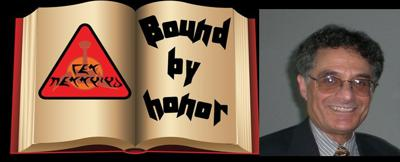 Cover art for Bound by Honor 41 – The Klingon Way With Marc Okrand