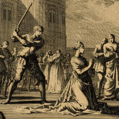 Cover art for 19th May 1536: Execution of Anne Boleyn in the Tower of London