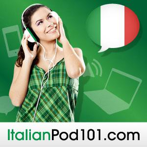 Learn Italian with Free Podcasts Whether you are student or a seasoned speaker, our lessons offer something for everyone. We incorporate culture and current issues into each episode to give the most informative, both linguistically and culturally, podcasts possible.  For those of you with just the plane ride to prepare, check our survival phrase series at ItalianPod101.com. One of these phrases just might turn your trip into the best one ever!