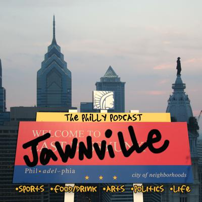 Weird news, food & drink, arts & culture, and unusual life experiences of our hosts, Jawnville is the Philly-based podcast and place of a little of everything. We're usually drinking, most times drunk, all the time entertaining.