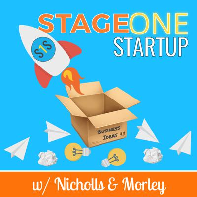 Stage One Startup: Interviews with Influential Entrepreneurs & Innovative Startups