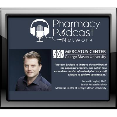 Cover art for New Roles & Regulations for Pharmacy Technicians    Pharmacy Podcast Nation