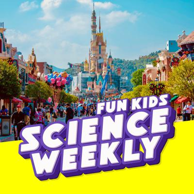 Cover art for Ant Zombies and Amazing Science at Disneyland with Len Testa!
