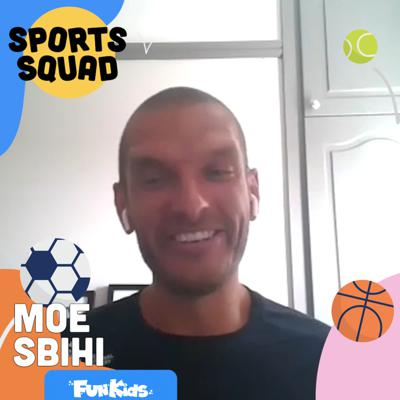 Cover art for Moe Sbihi tells of Rio Olympic gold