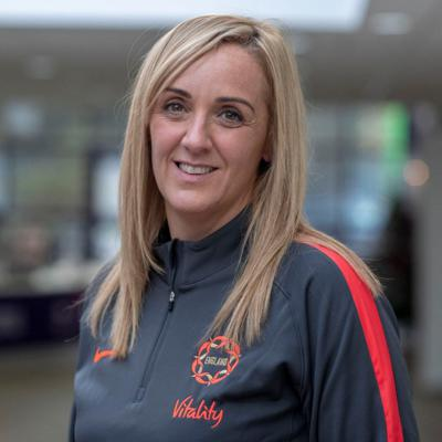 Cover art for Netball's Tracey Neville talks brother Gary and cups of tea