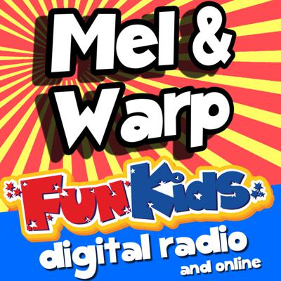 Cover art for 1 - Mel and Warp - The Romans