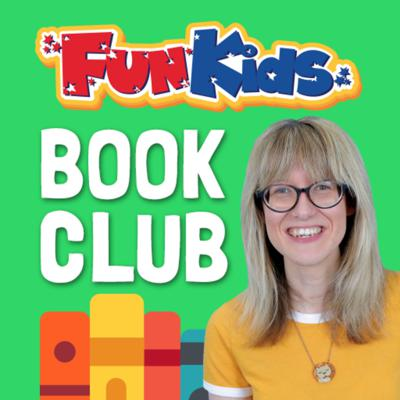 Cover art for Hear the Book Club for Kids podcast from USA!