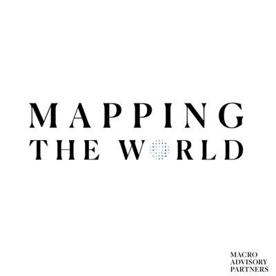 Cover art for Mapping The World - Evan Feigenbaum