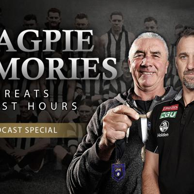 Side By Side: Collingwood Football Club's 125th anniversary