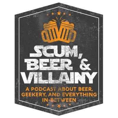 Cover art for Episode 11. This is strange and terrifying: Aliens and IPAs