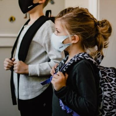 Are kids going to be wearing masks in school?