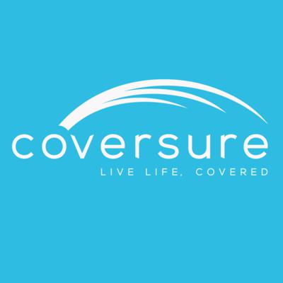 Coversure - Live life covered.