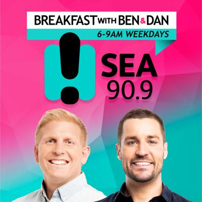 Get up with Ben and Dan