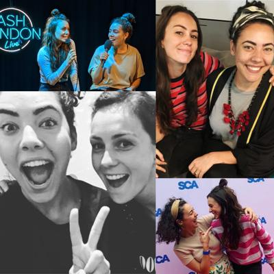 Cover art for A Look Back At AMY SHARK & Ash's Beautiful Friendship Over The Years!