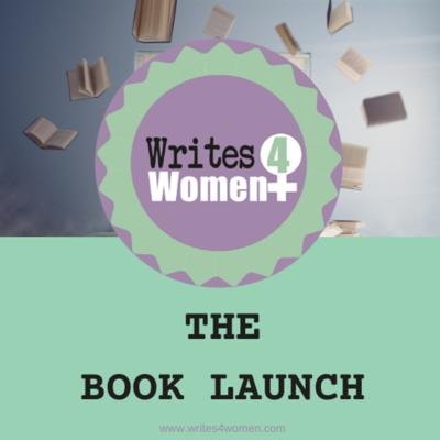 Cover art for W4W BOOK LAUNCH - Sarah Brill