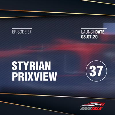 Cover art for Formula 1 Grid Talk Episode 37: 2020 Styrian Grand Prixview