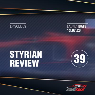 Cover art for Formula 1 Grid Talk Episode 39: 2020 Styrian Grand Prix Review
