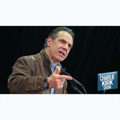 Cover art for The Great Cuomo Coverup the Activist Media Is Missing