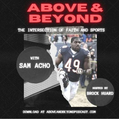 Cover art for Sam Acho: Be Real