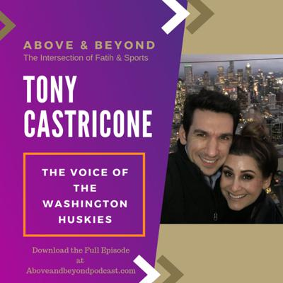 Cover art for Tony Castricone: Seeking Answers