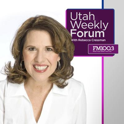 Utah Weekly Forum with Rebecca Cressman