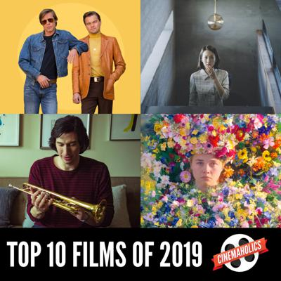 Cover art for Top 10 Films of 2019