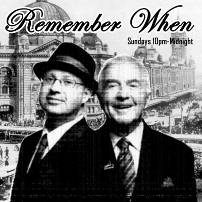 Cover art for Philip Brady and Simon Owens ep 861 (Remember When) - Sun 11 July, 2021