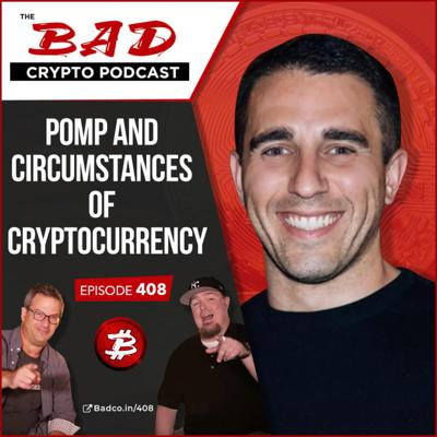 Cover art for Pomp and Circumstances of Cryptocurrency