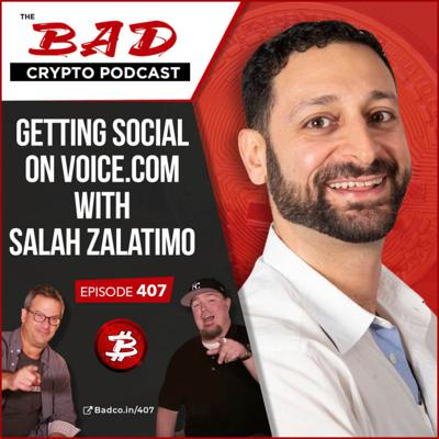 Cover art for Get Social on Voice.com with Salah Zalatimo