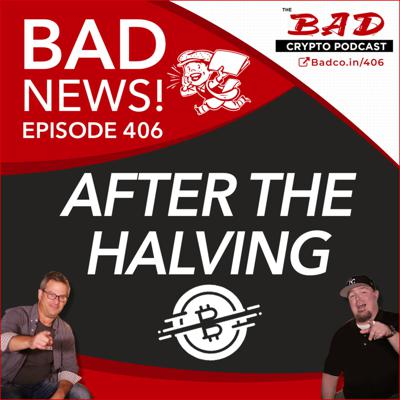 Cover art for After the Halving Bad News for Friday, May 15th
