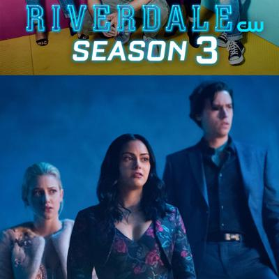 Cover art for Rivermales 99: The Riverdale FINALE and our 100th Episode! And We're drunk y'all.