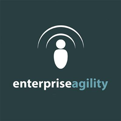Cover art for ITBM Enterprise Agility Episode 3: Shifting from Projects to Products.
