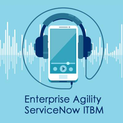 Cover art for Introduction of the ITBM Enterprise Agility Podcast