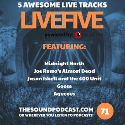 Cover art for Live 5 - May 20, 2020.