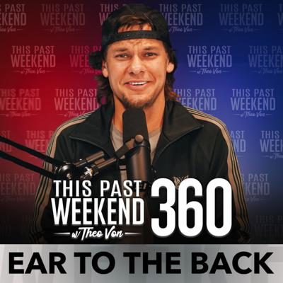 Cover art for E360 Ear to the Back