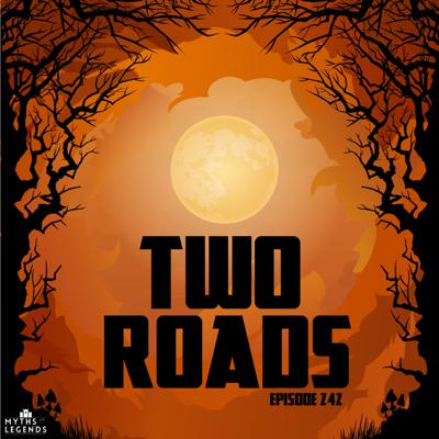 Cover art for 242-Albanian Folklore: Two Roads