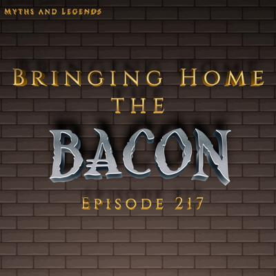 Cover art for 217-Mabinogion: Bringing Home the Bacon
