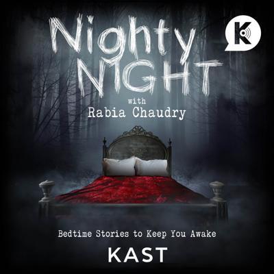 Cover art for NIGHTY NIGHT WITH RABIA CHAUDRY IS AVAILABLE NOW!