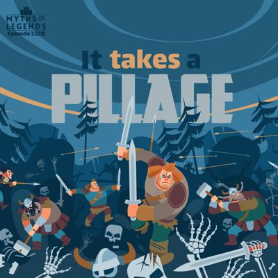 Cover art for 222B-Norse Legends: It Takes a Pillage
