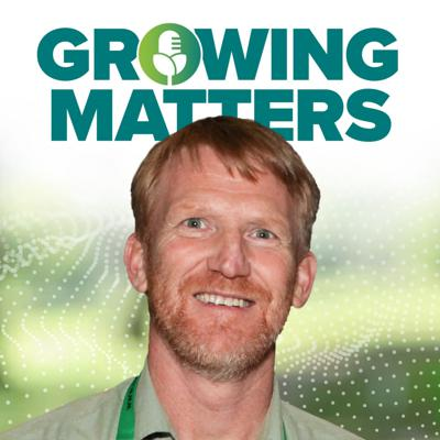 Cover art for #2 Link between soil wealth and cover cropping with Dr Kelvin Montagu (12min listen)