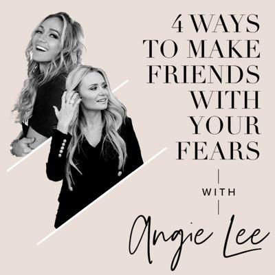 Cover art for 4 ways to make friends with your fears with Angie Lee