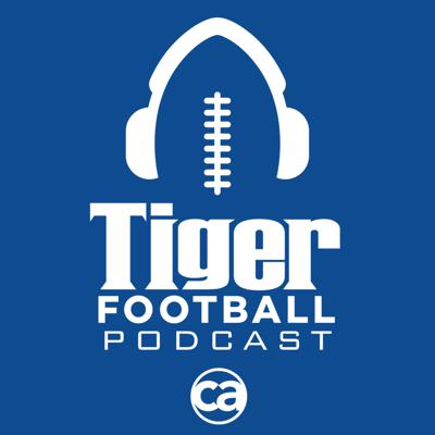 Cover art for Tiger Football Podcast: Looking back at Memphis' monumental week