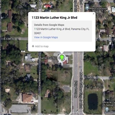 Cover art for LISTEN: Human remains found buried at Panama City funeral home