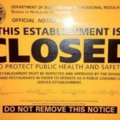 Cover art for LISTEN: Downtown Panama City restaurant temporarily closed due to rodent droppings