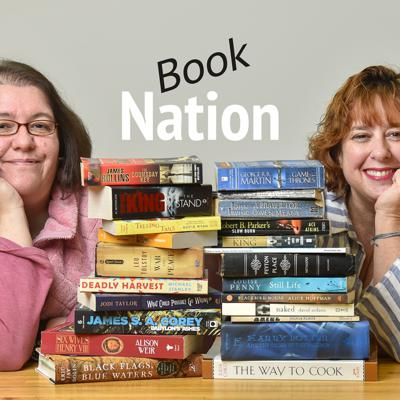 Cover art for Book Nation -- Doug Goudie